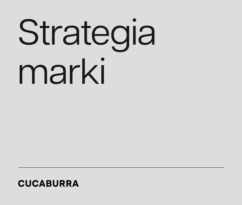 Strategia marki - projektowanie i definicja
