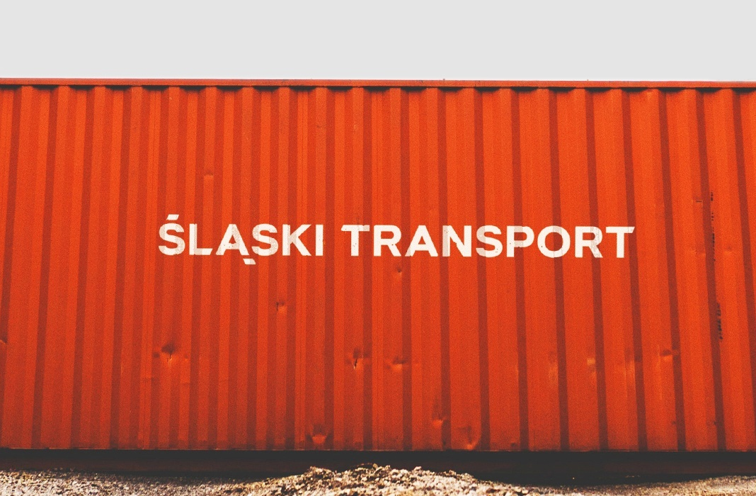 Śląski Transport - branding i logo